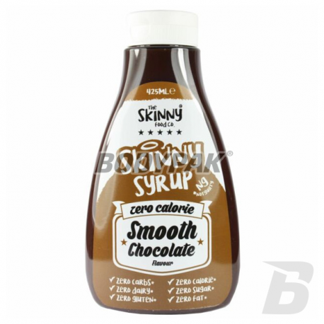 Skinny Food Zero Calorie Sugar Free Syrup - 425 ml
