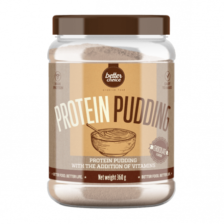 Trec Better Choice Protein Pudding - 360 g