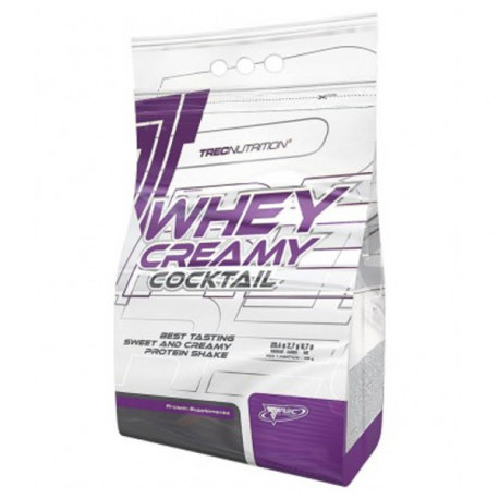 Trec Whey Creamy Cocktail - 2275g