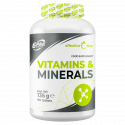 6PAK Nutrition Effective Line Vitamins & Minerals - 90 tabl.