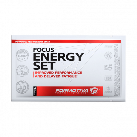 Formotiva Focus Energy Set - 6g
