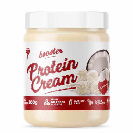 Trec Booster Protein Cream Chocolate-Nuts - 300g