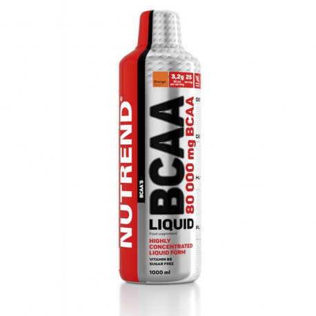 Nutrend BCAA Liquid - 1000ml
