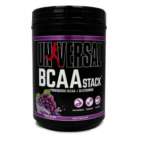 Universal Nutrition BCAA Stack - 250g