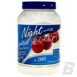 Activlab Night Protein + ZMA - 1000g