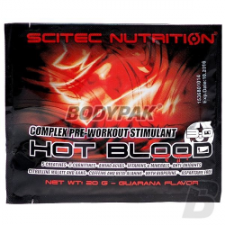 Scitec Hot Blood 3.0 - 20g