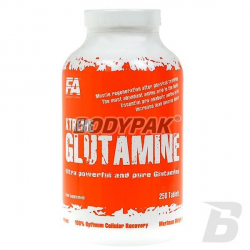 Fitness Authority Xtreme Glutamine - 250 tabl.