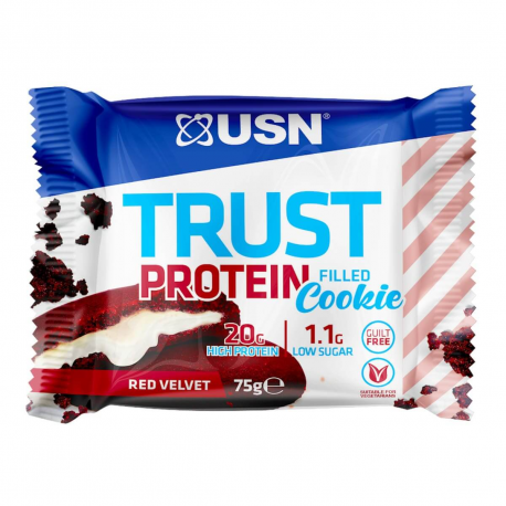 USN Trust Protein Filled Cookie - 75 g