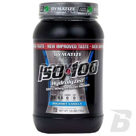 DYMATIZE Iso 100 Protein - 740g