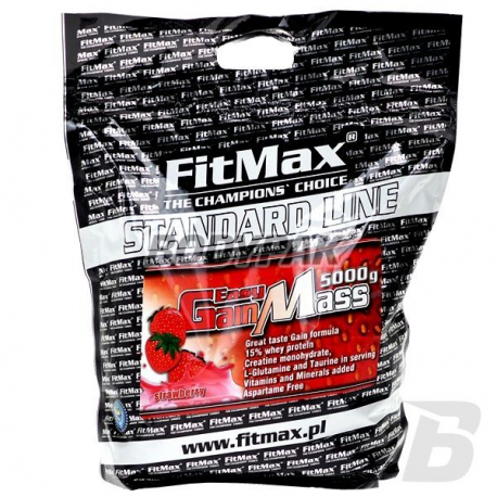 FitMax Easy Gain Mass - 5000g