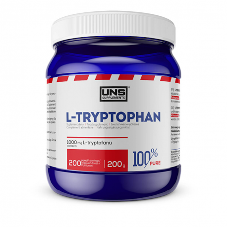 UNS L-Tryptophan - 200g