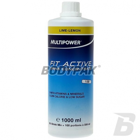 Multipower Fit Active Concentrate - 1000ml