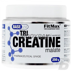 FitMax BASE Tri Creatine Malate - 250g
