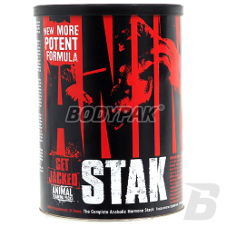 Universal Nutrition Animal Stak - 21 sasz.