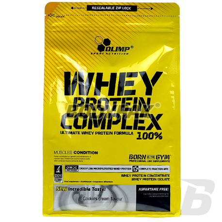 Olimp Whey Protein Complex 100% - 700g