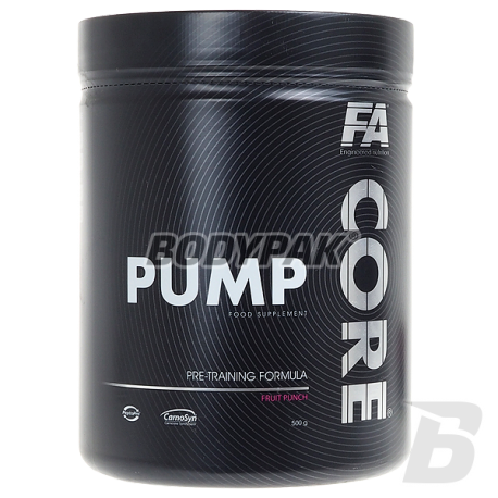 FA Nutrition Pump CORE - 500g
