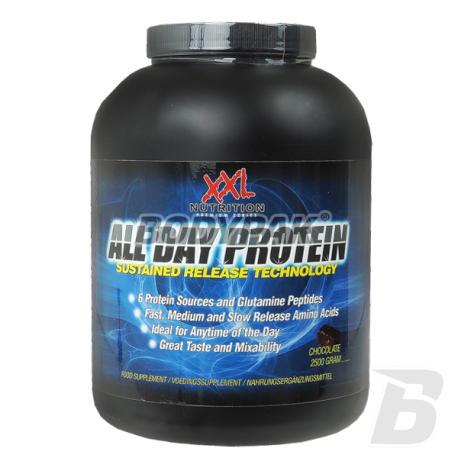 XXL All Day Protein - 2,5kg