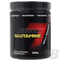 7Nutrition Glutamine - 500g