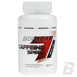 7Nutrition Caffeine Speed - 120 kaps.