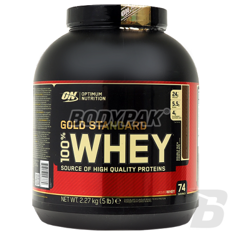 ON Gold Standard 100% Whey - 2,27kg