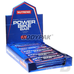 Nutrend Power Bike Bar - 45g