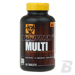 PVL Mutant Core Multi - 60 tabl.