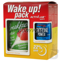 Activlab Wake Up Pack - 1000g + 30 kaps.