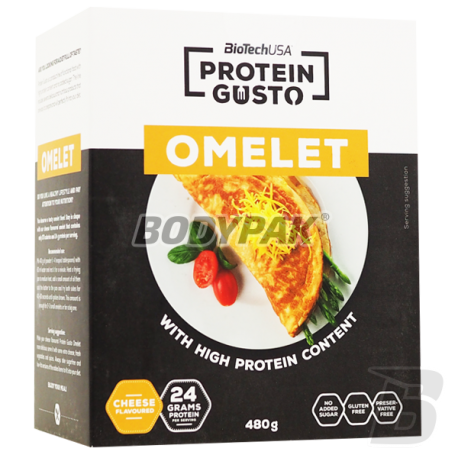BioTech PROTEIN GUSTO Omelet
