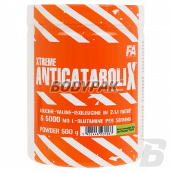 Fitness Authority Xtreme Anticatabolix - 500g